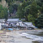 田井漁港(舞鶴市)